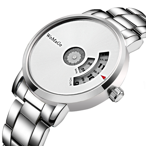 WoMaGe Mens Watch Fashion Luxury Sports Wrist Watch Men Montre Homme Men Watch Watches reloj hombre 2019 Relogio Masculino Islamabad