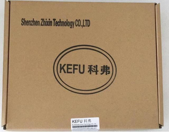 Scheda madre Del Computer Portatile CN-6FXWV 6 FXWV KEFU Per Dell XPS-L322X Con i5-3427U CPU 2G RAM Test buono