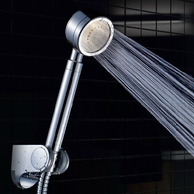 water saving high preasure hand shower bathroom rain shower handheld bathroom accessories