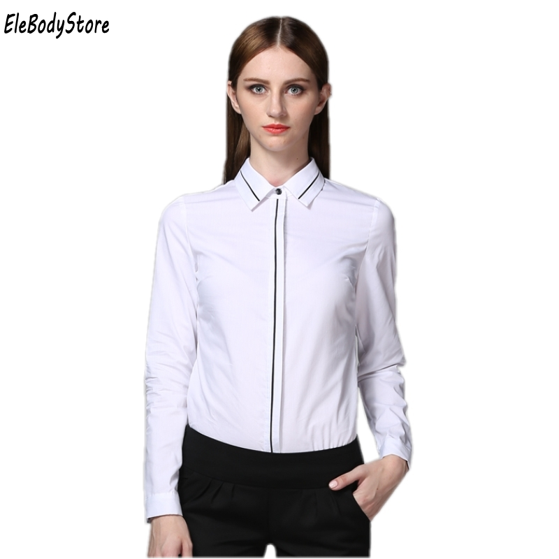 Womens Work Blouse - My Blouses