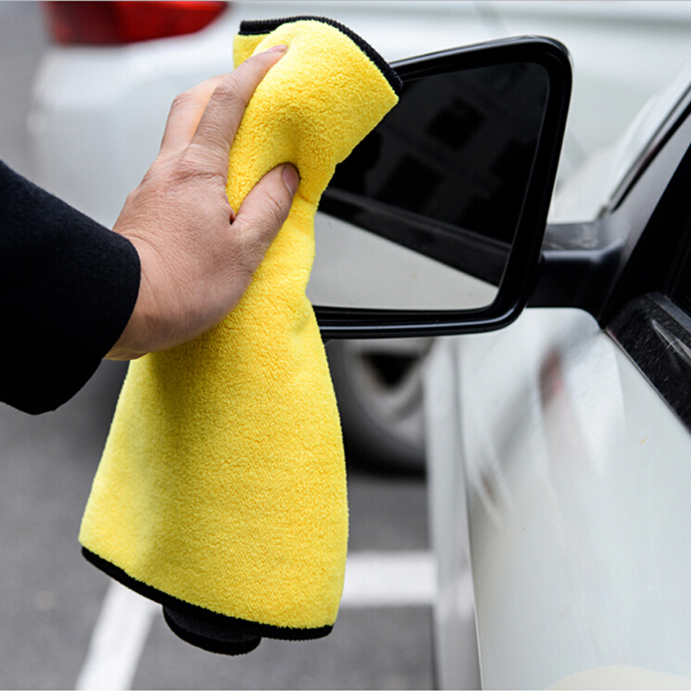 hight resolution of car care cloth detailing car wash towel for fiat volvo v70 bmw e61 touareg skoda rapid fiat bravo mercedes w210 nissan qashqai free delivery july 2019