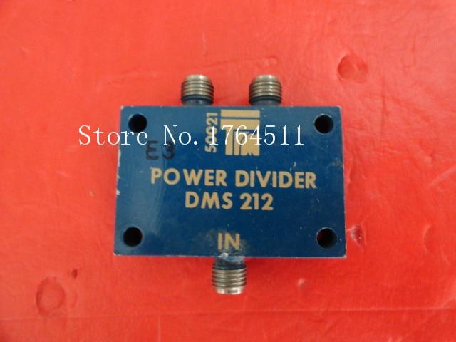 [BELLA] TRM DMS212 4.8-18GHz RF Coaxial Power Divider SMA A Two
