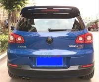 ABS PRIMER CAR REAR WING TRUNK LIP SPOILER FOR Volkswagen VW Tiguan 2009 2010 2011 2012 2013 2014 2015 2016