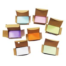 Lote Tarjeta de papel Kraft en blanco, 100 unidades, tarjetas de visita, notas para mensajes, regalo de fiesta, tarjetas de agradecimiento, marcadores etiquetas, tarjetas de aprendizaje