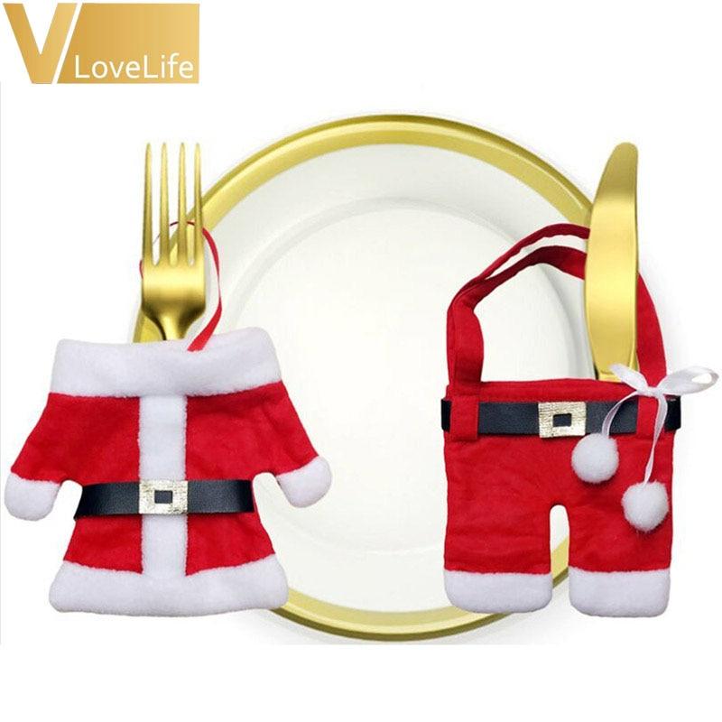 Santa Christmas Eve Wrapping Gift Box with Lid /& Ribbon Handles Xmas Present Set