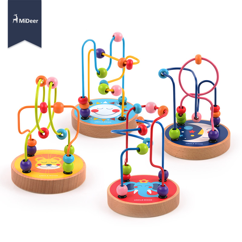 Baby Toys For Newborn Juguetes 0-36 Months Puzzles Maze   Brinquedo Para Bebe