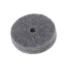 1PCS 75mm Nylon Fiber Polishing Buffing Buffer Pad Grinding Disc Wheel Abrasive Tool