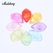 Acrylic Jewelry Accessories Petals Multicolor Transparent Flower Lotus House DecorationVHair Bracelet Ornament HandmadeMaterials