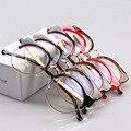 Laura Fadas Eyeglases Lentes Revo Polarizada Óculos Redondos Mulheres Homens Designer de Alto Grau de Olho de Gato Vidros do Olho Óptico