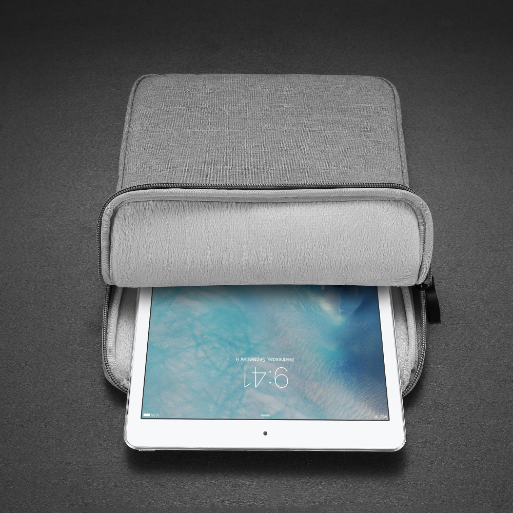 Luxury Breathable Canvas Space Cotton Cover For Apple Pad 6 Air 2 1 Tablet