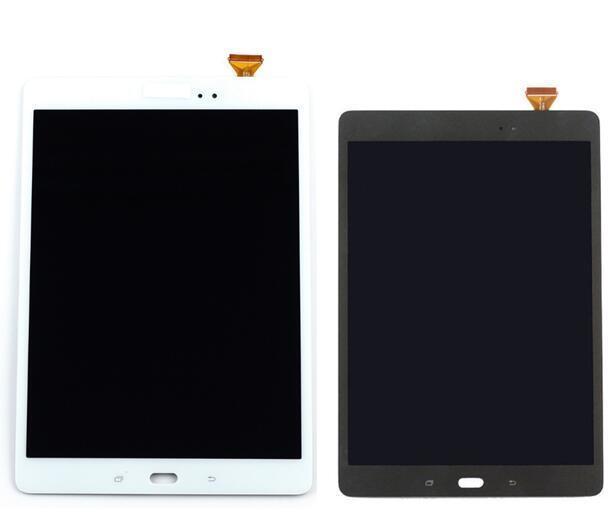 Écran LCD + écran tactile numériseur pour SAMSUNG GALAXY TAB A 10.1 T580/T585 blanc ou noir