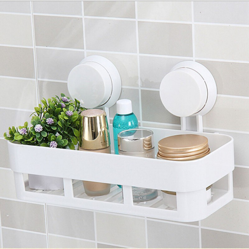 Shower Caddy Corner Shelf Organizer Holder Bath Storage Rack ...
