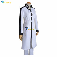 Free shipping Custom cheap Fairy Tail Jellal Fernandes Cosplay Costume Anime clothing Christmas