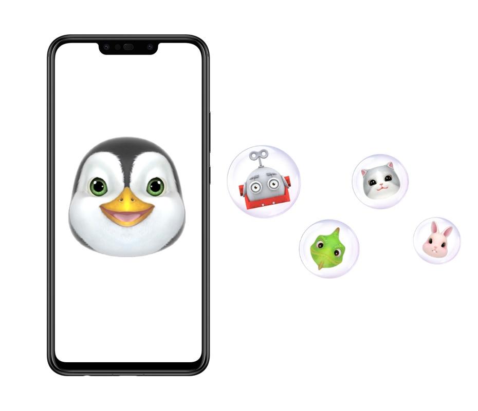 Huawei nova 3i nova3i Mobile Phone 4G RAM 128G ROM 6 3 inch Kirin710 Octa  Core Cell Phone Android 8 1 Phone Body Smartphone