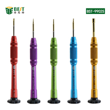 BST-9902S Cell Phone Precision Metal Screwdriver Set For Apple iPhoneX 8 7 Disassemble