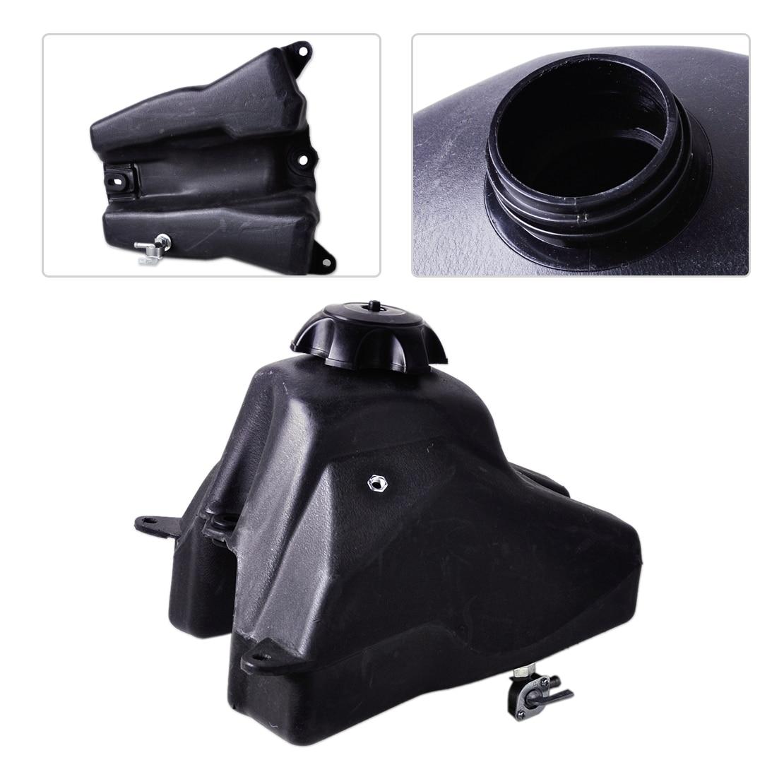 1 PC de dep/ósito de gasolina para Honda XR50R 2000-2004 CRF50F 2004-2015 para Dirt Pit Bike. Dep/ósito de gasolina
