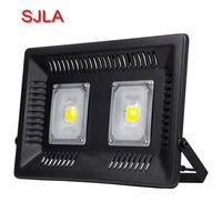 SJLA Warranty 5 Years Waterproof IP67 Foco Outdoor Garden Spotlight Wall Refletor Lamp 110V 220V 50W