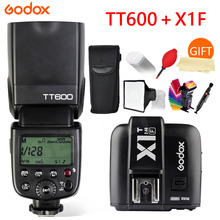 TT600 2.4G Wireless GN60 Master/Slave Camera Flash Speedlite for Fujifilm+X1TF X1T-F TTL trigger