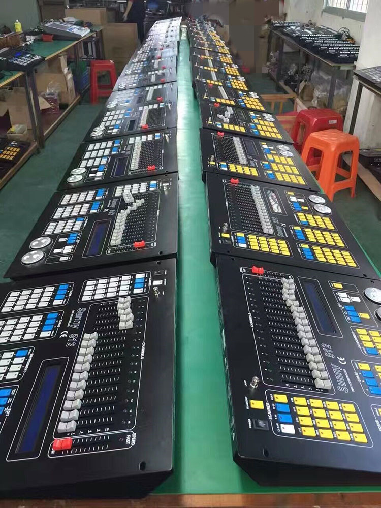 China dmx 512 console Suppliers