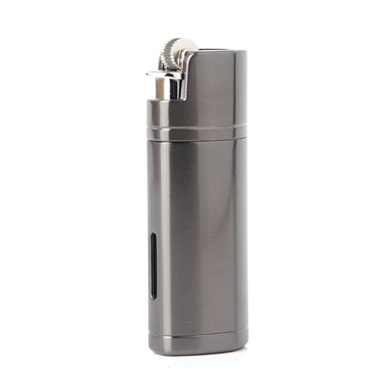 Image 4 - Torch Cigar Lighter Three Nozzles 3 Fire Jet Butane Metal Welding Turbo Gas Flint Lighter 1300 Outdoor Windproof Pipe Spray Gun-in Matches from Home & Garden