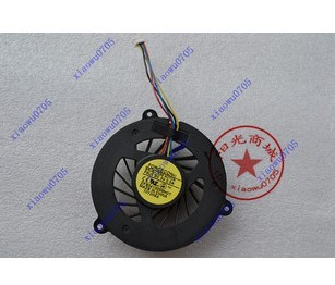 NEW LAPTOP CPU COOLING FAN FOR Asus M50Vc M50Vm M50Vn DFS541305MHOT image