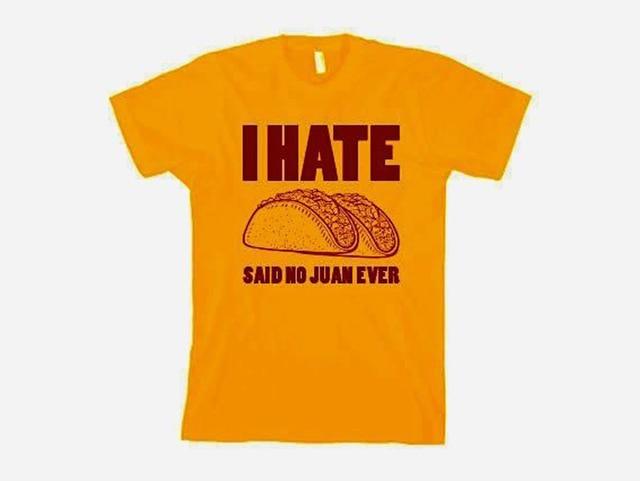 59f5c676 Funny Taco T Shirts