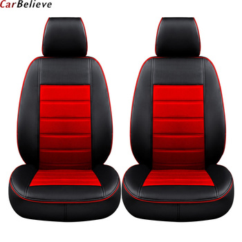 Car Believe car seat cover For kia ceed 2017 cerato k3 sportage 3 rio 4 soul sorento spectra accessories covers for vehicle seat
