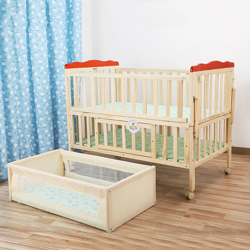 Online get cheap twin folding bed for Baby bed with wheels