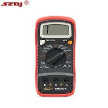 BM500A 1000V BM500A 1999M Digital Insulation Resistance Tester Meter Megohmmeter Megger недорого