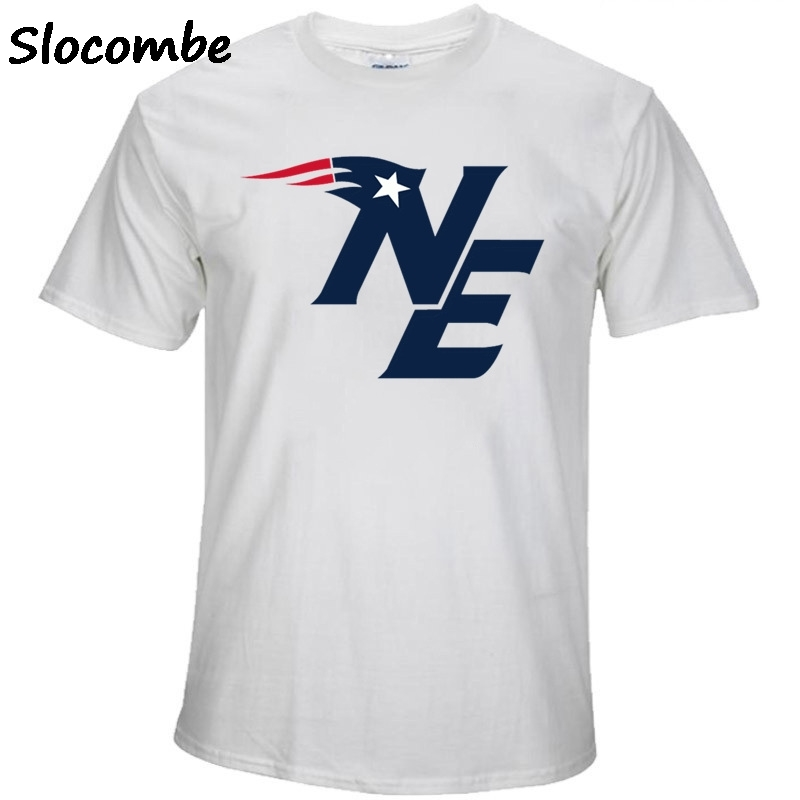 08b66ab29 Patriots 2018 AFC Champions T-shirt 100% cotton New England T Shirt Free  shipping