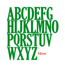 Big Letters Alphabets Metal Cutting Dies For DIY Scrapbooking Embossing Paper Cards Making Decorative Crafts Templates New 2019 teddy bear and plush rabbit metal cutting dies for diy scrapbooking embossing paper cards making crafts templates new dies 2019