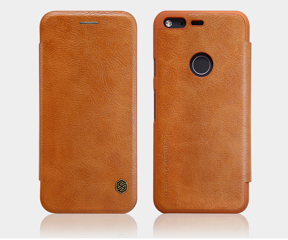 For Google Pixel Case Cover Hight Quality Leather Case For Google Pixel Luxury Flip Leather Smart Cover Sleep Function