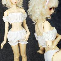 БЖД Нижнее белье кукла костюм набор кукла Штаны с тыквой 1/3 1/4 точек пользовательские SD одежды куклы