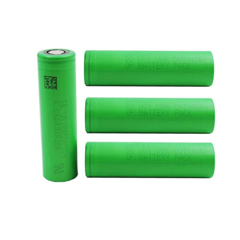 Baterias Recarregáveis originais 3.6 v 18650 us18650 Marca : Ganata
