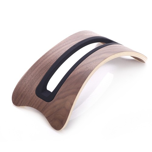 Luxury Real Wooden Stand/Mount Holder for Macbook Laptop