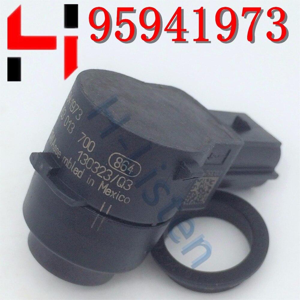 Otomobiller ve Motosikletler'ten Park Sensörleri'de 1 adet) orijinal Park Mesafe Kontrolü PDC Sensörü G M Için Chevrolet Cruze Aveo Orlando Opel Astra J Insignia 95941973 0263013700 title=