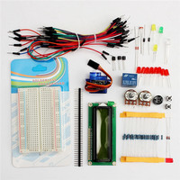 Best Price Electric Unit Project 1602 LCD LED Starter Kit For Arduino UNO R3 Mega 2560