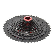 Sunrace 12 speed cassette mountain bike freewheel sprockets bike 11-50T bicycle freewheel sprocket mtb cog 50T cdg 528g CSMZ90(China)