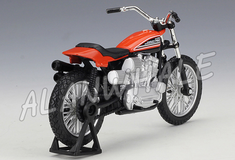 Maisto Modèle 1972 xr 750 racing bike//échelle 1:18 Harley-Davidson