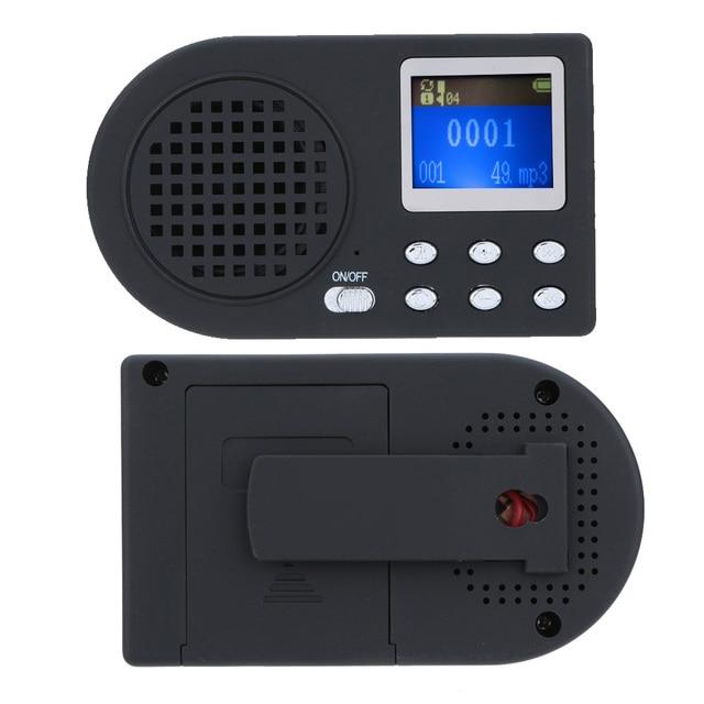 Hunting Decoy Digital Bird caller MP3 player Bird Hunting caller Game Mp3+Wireless remote control+Bird sounds 90dB Speaker LCD