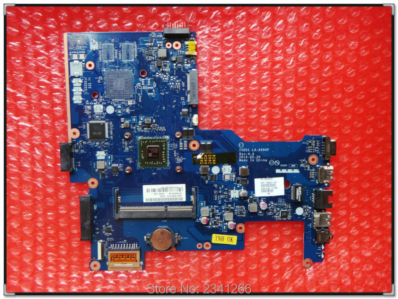LA-A996P 764003-601 for HP 255 G3 Notebook E1-6010 764003-501 100% Tested and guaranteed in good working condition!!