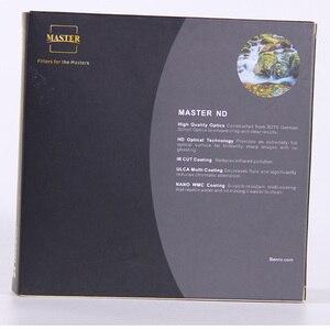 Image 2 - Benro MasterH ND16 ND64 ND256 ND1000 100*100 مللي متر الكثافة المحايدة مربع فلتر