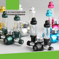 Widely Used Superior Quality Regulator Co2 Aquarium W0105 Aquarium WYIN CO2 Regulator Double Valves