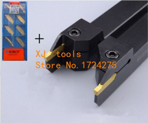 1 pcs MGEHR2020-6 MGEHR2525-6 Grooving Turning Tool holder and 10 pcs MGMN600 Cemented carbide inserts Grooving insert1 pcs MGEHR2020-6 MGEHR2525-6 Grooving Turning Tool holder and 10 pcs MGMN600 Cemented carbide inserts Grooving insert