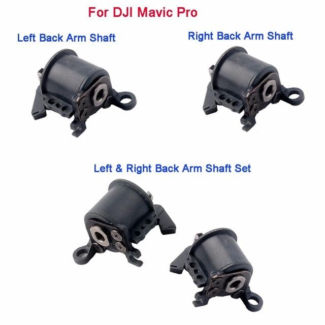 Dla DJI Mavic Pro lewego prawego tylnego tylnego ramienia wału części zamienne akcesoria do dronów autentyczne DR2296
