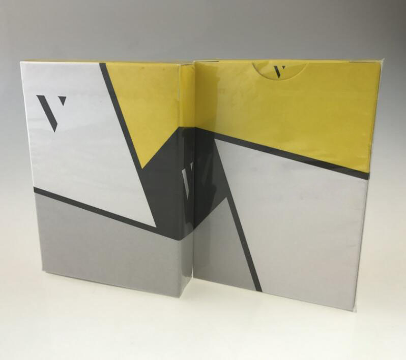 Virtuoso Spring Summer SS16 Playing Cards by The Virts Limited Rare Magic Deck Magic Tricks For