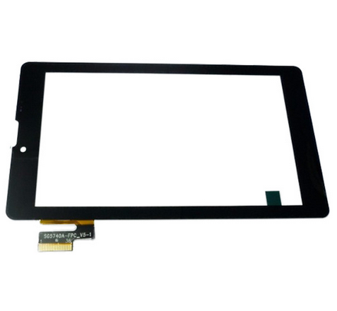 New For 7 Haier D71 Tablet Capacitive touch screen panel Digitizer Glass Sensor replacement Free Shipping new capacitive touch screen digitizer cg70332a0 touch panel glass sensor replacement for 7 tablet free shipping