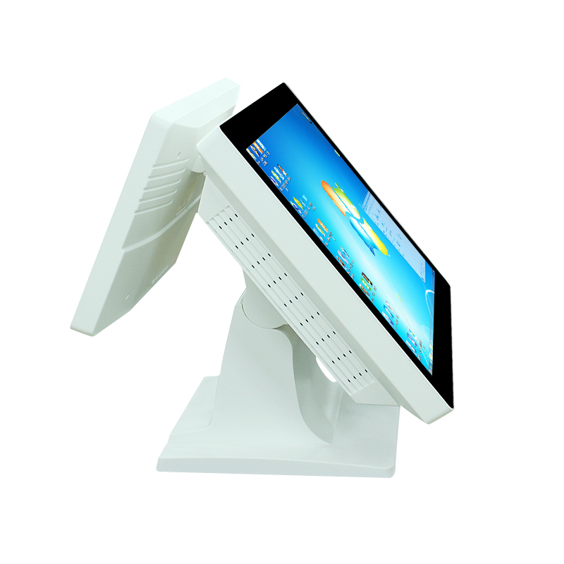 Pos System Metal Boday Machine Pos Monitor All In One PC