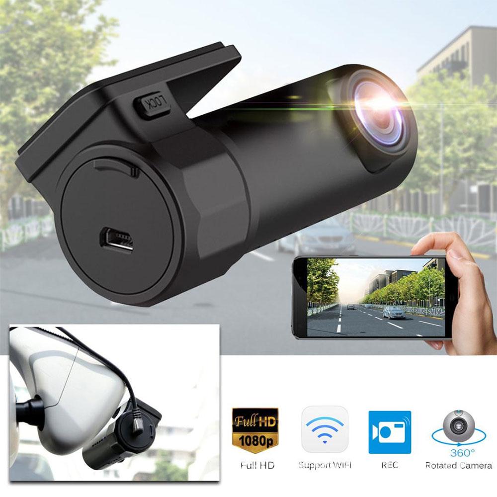Car DVR Dash-Cam Camcorder Driving-Recorder G-Sensor Night-Version Smart Hidden 1080P