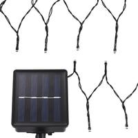 Solar Lamp 12M 100 LED Fairy RGB Holiday Lighting Strip Outdoor Garden Tree Lawn Wedding Christmas